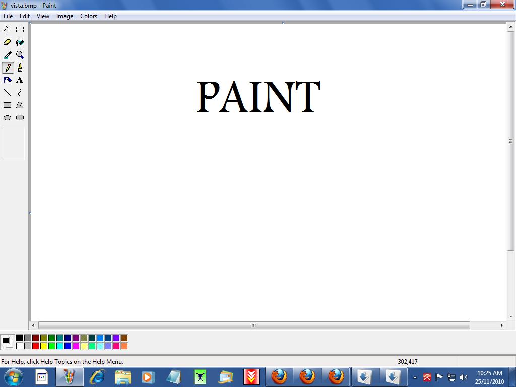 Windowsw Vista Paint Program Blogsholo